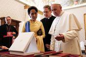 Paus Fransiskus Melawat Myanmar di Tengah Guncangan Krisis Rohingya