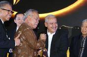 Ketua REI Terima 'Realestate Creative Awards'