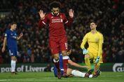 Mohamed Salah Jadi Pemain Terbaik Afrika 2017
