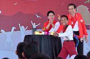 Ketika Jokowi Main Sulap, Jadi Apa Prok-prok-prok...