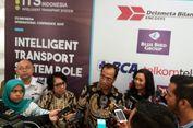 Uji Coba Operasional Kereta Bandara Soekarno-Hatta Mundur