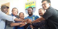 Persib Bandung Bicara soal Pemberitaan Essien oleh Media Asing
