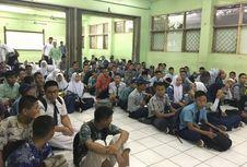 2.000-an Siswa Kota Bekasi Menumpang Belajar di Gedung Sekolah Lain