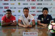 Bali United Bertekad Bangkit di Kandang Persela