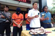 Polisi Amankan 3 Pencuri Truk Trailer, 2 Pelaku Ditembak
