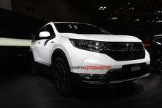 Begini Penampilan Honda CR-V Hybrid