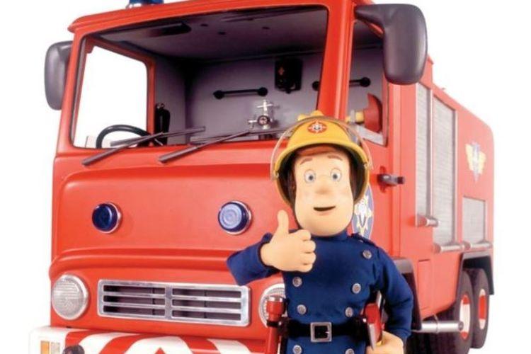 Serial kartun Fireman Sam