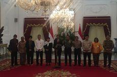 Jokowi: Hentikan Gesekan di Masyarakat
