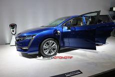 Menikmati Detail Honda Clarity PHEV