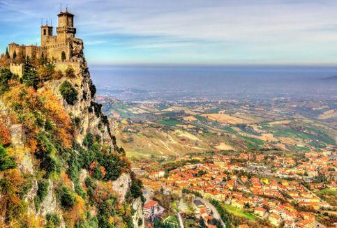 Ini Tips Cara Menuju ke San Marino, Republik Tertua di Dunia
