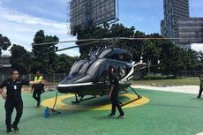 Permintaan Transportasi Helikopter di Indonesia Terus Berkembang
