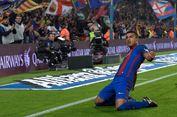 Predikat 'Kaki Kaca' untuk Gelandang Barcelona