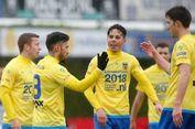 Gol Stefano Lilipaly Jadi Gol Terbaik Pekan Ini di Liga Belanda