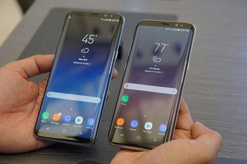 Samsung Siapkan Android Oreo untuk Galaxy S8