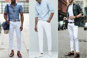 Aturan Mengenakan Jeans Putih