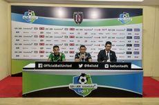 Pelatih PS TNI Sebut Bali United Lebih Beruntung