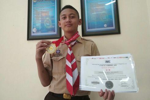 Medali Emas dari Kontes Matematika Dunia, Kado Kinantan untuk Indonesia