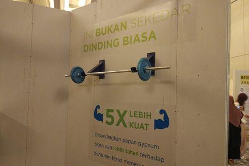 Produsen Gipsum Asal Inggris Optimistis Kuasai Pasar Indonesia