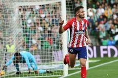 Pencapaian Baru Atletico Usai Taklukkan Real Betis