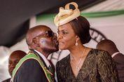 Benarkah Tentara Zimbabwe Sudah Tangkap Grace Mugabe?