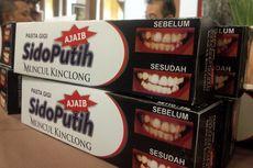 Sido Muncul Luncurkan Produk Pasta Gigi