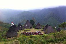 Semalam di Wae Rebo, Desa di Atas Awan...