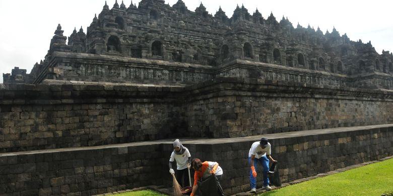 Yang Dibutuhkan Borobudur Agar Semakin Menggaet Wisman