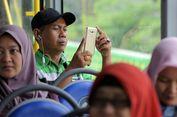 486.000 Orang Naik Transjakarta Setiap Harinya