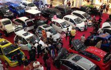 Ratusan Mobil Ramaikan Indonesia Automodified di Lombok