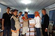 BNI Serahkan Bantuan untuk Korban Banjir di Magelang