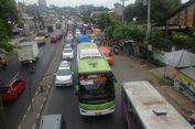 Siap-siap, Macet di Pintu Tol Semarang, Kendaraan Pemudik Dialihkan ke Pantura