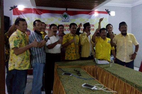 Golkar Jateng Jagokan Wisnu Suhardono pada Pilkada 2018