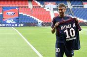 Neymar Disebut Pengkhianat seperti Figo, Alves Beri Pembelaan