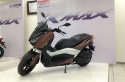 Yamaha Indonesia Ekspor XMAX ke Eropa