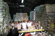 Jelang Ramadhan, Polisi Gerebek Gudang Penimbun Beras dan Gula di Kemayoran