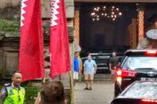Kunjungi Agung Rai Museum Art, Obama Disambut Tari Khas Ubud