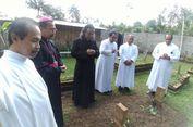 Safari Idul Fitri, Uskup Agung Semarang Kunjungi Masjid Agung hingga Ziarah
