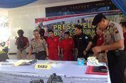 Polda Jateng Bongkar Sindikat Narkotika di Semarang