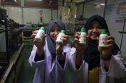 Mahasiswa UI Temukan Formula Deterjen Cair Ramah Lingkungan