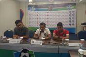 Bali United Siapkan Skema Bongkar Pertahanan Persija