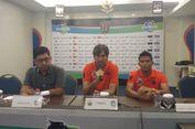 Persija Targetkan Curi Poin di Kandang Bali United
