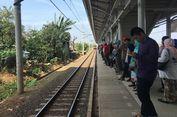 Warga Berharap Jarak Kedatangan KRL Jakarta-Cikarang Dipercepat