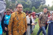 Ditanya Mobil Rombongan Ditilang di Bogor, Anies Serahkan ke Jubir