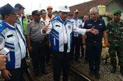 Menhub Wacanakan Operasional KRL hingga Sukabumi