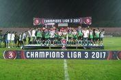 Promosi ke Liga 2, Persik Kendal Akan Penuhi Persyaratan PSSI