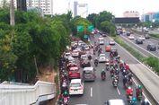 Sering Macet, Pengendara Juluki Jalan MT Haryono 'Jalur Setan'