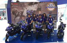Lima Jagoan Yamaha dengan Livery MotoGP