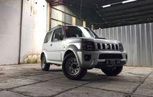 Suzuki Jimny Bisa Minum Bensin Premium
