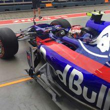 FP1 GP Singapura, Sean Gelael Catat Hasil Positif