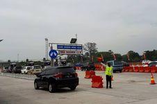 Lima Hari, 411.486 Kendaraan Melintas di Cipali